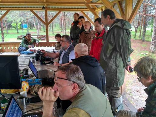 Выезд СФДП на мастер-класс в Плещеево Озеро