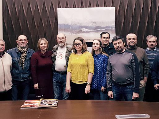 Организовано Тюменское областное отделение СФДП