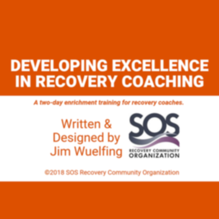 Developing Excellence in Recovery Coachi
