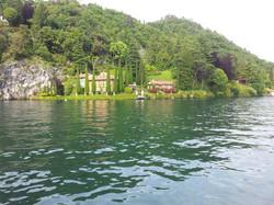 Como Lake by Francisco Garcia