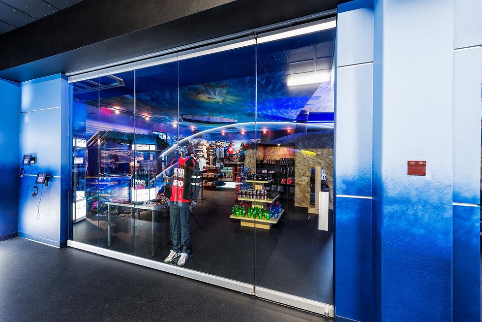 hufcor, glass wall, malaysia, display glass, moveable glass, glass partition