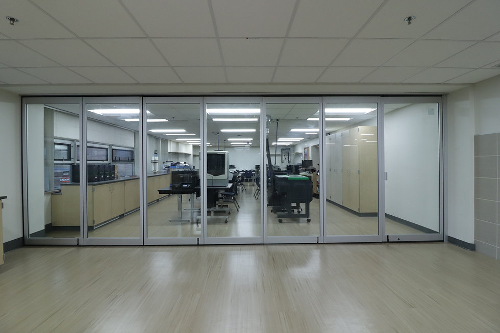hufcor, malaysia, glass partition, glass wall, foldable glass wall