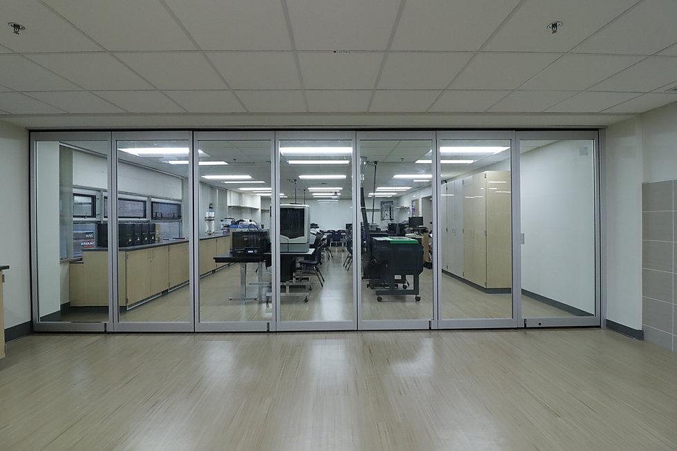 hufcor, malaysia, glass partition, glass wall, foldable glass wall