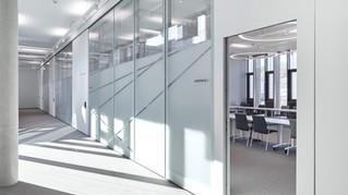 Acoustic glasswall moViSTA