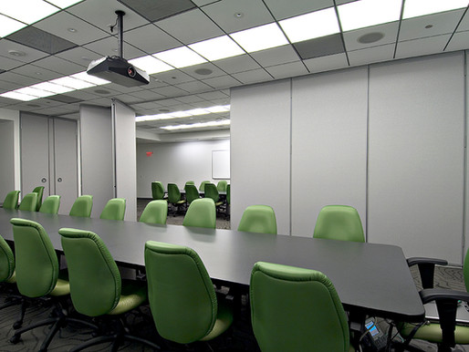 Folding Partitions. The Basics from Hufcor, the Global Leader