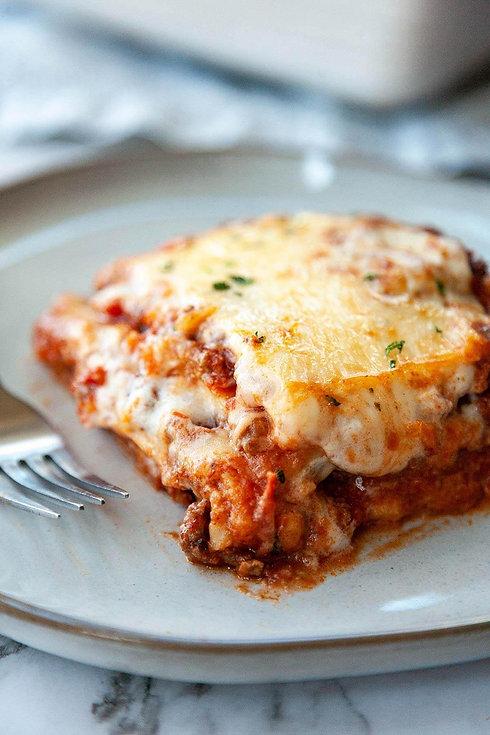Classic Italian Lasagna Haute Foods 1.jp