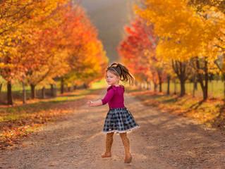 Autumn, beautiful Autumn