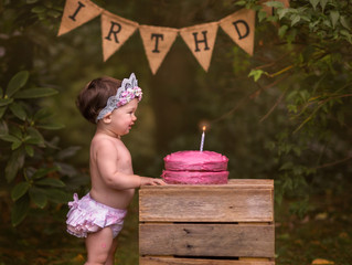 The First Year and a Cake Smash