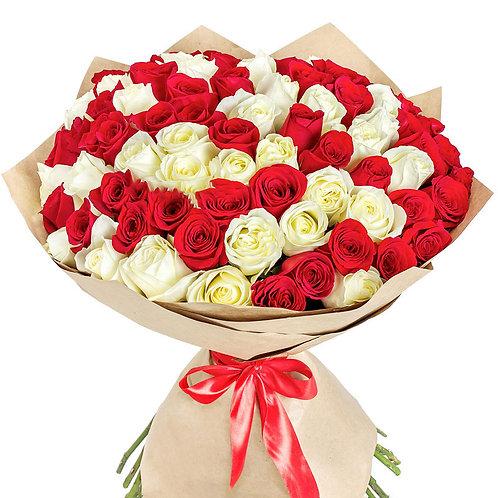 101 голладнская роза