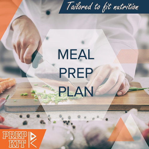 10 Meal Prep Plan