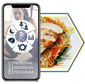 Prep Kit Nutrition Coaching personal pla