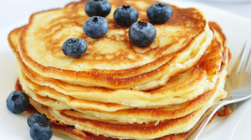 Its protein pancake day meal prep plans leicestershire make your pancakes whey better by adding protein powder to the right mix you can boost your batter and make delicious snacks which can compliment a wide ccuart Image collections