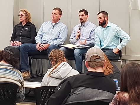 Foundation Livestock Services - Monthly Meeting