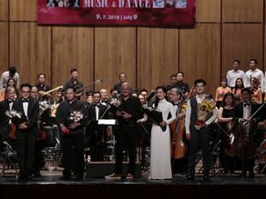 Ho Chi Minh Vietnam-Ho Chi Minh Conservatory 2014-2018