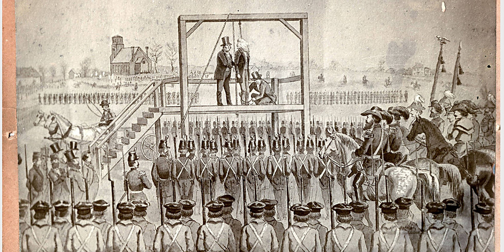 Black History in the Adirondacks: Harpers Ferry and the Execution of John Brown