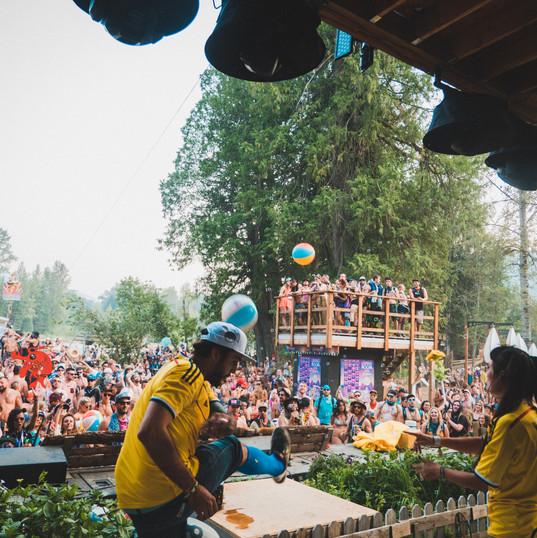 MonkeyTwerk Shambhala Music Festival