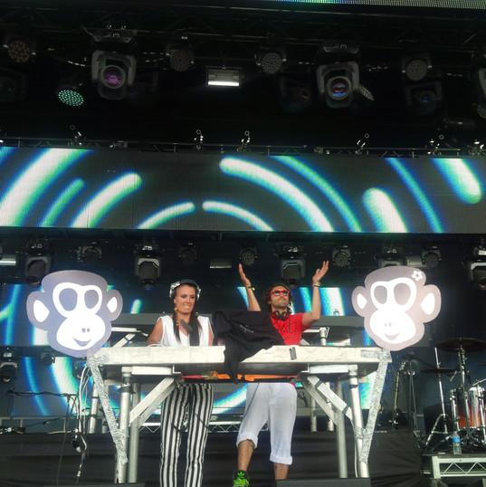 MonkeyTwerk Badlands Music Festival