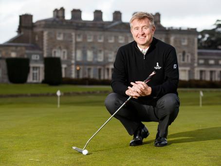 PGA Professional David Kearney joins Carton House