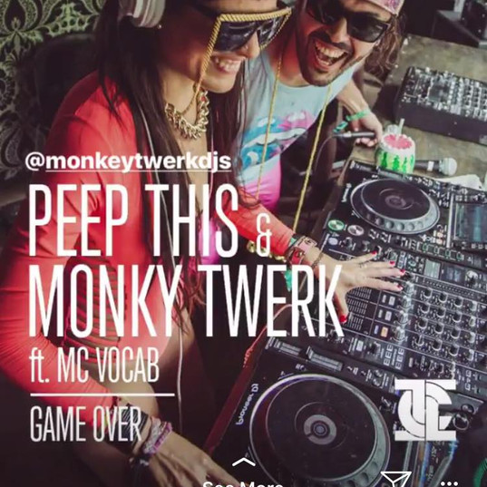 MonkeyTwerk Icon Collective