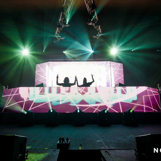 MonkeyTwerk Northern Lights Music Festival