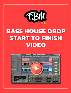 Bass House Drop Start To Finish Video.pn