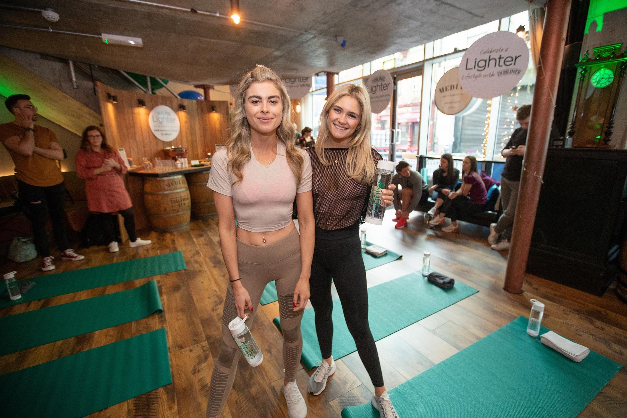 Jess Redden & Niamh Cullen