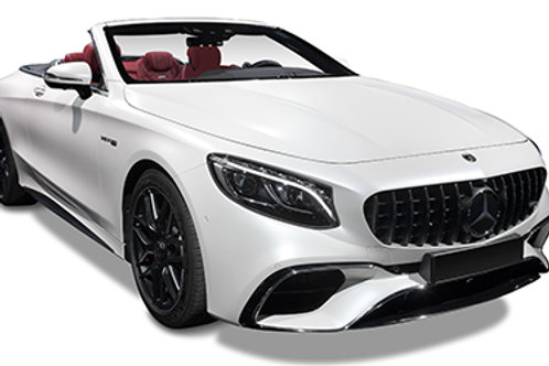 S 63 AMG 4Matic +