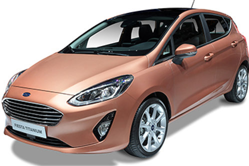 Fiesta  1.1 Ti VCT Trend Plus 85 Cv 5p