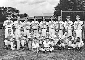 Stanley Bavarian's Baseball Team, Covington, KY