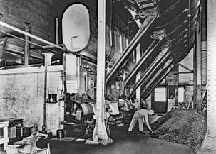 Steam Boilers, Bavarian Brewing Co., Covington, KY 1940s