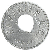 Bavarian A.C. token Early 1900s Side 2 -