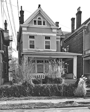The George Remus Home, 1810 Greenup St., Covington, KY