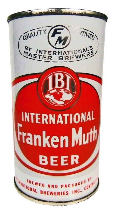 IBI FrankenMuth Beer Covington front - F