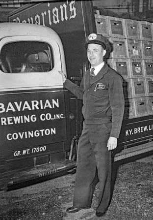 Joe Schmeh at Bavarians Truck BW.jpg