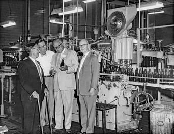 Inside Bavarian/s New Bottling Plant, Covington, KY