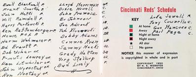1950-cincinnati-reds-baseball_Roster Wri