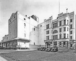 Stock House and Brew House, Bavarian Brewing Co., Covington, KY