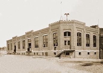 Bottling Dept. Building, Bavarian Brewing Co., Covington, KY c. 1908.