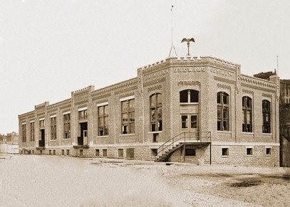 Bottling Dept. Building, Bavarian Brewing Co., Covington, KY c. 1908.