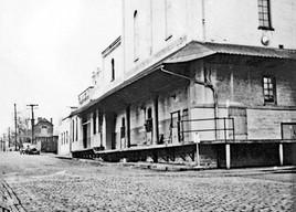 Stock House & Wash Room, Bavarian Brewing Co., Covington, KY.