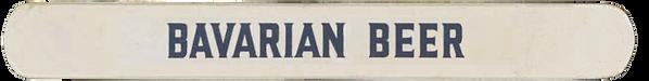 Bavarian Foan Scraper Back -Imported Qua