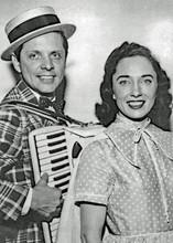 Al and Wanda Lewis, from the Uncle Al Show on WCPO-TV, Cincinnati, OHW.jp