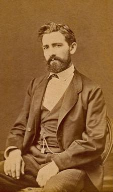 William Riedlin Sr., c. 1875.