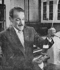 Harold Klink, Brewmaster, IBI Bavarian Brewery Plant, Covington, KY.jpg