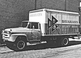 Bavarian Select Truck circa 1957 1 BW5x7