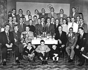 1950 Stanleys Bavarian Baseball Team, Covington, KY