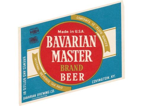 Bavarian Master Brand Orange & Blue KY 1