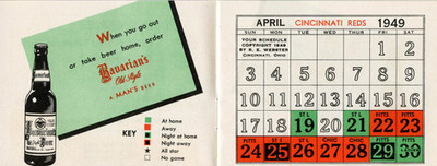 Bavarians Reds Baseball Schedule April.j