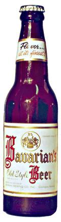 Bavarian's Old Style 12 oz. Bottle, Covington, KY.