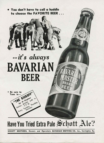 1941 Bavarian Master Brand and Tried Sch
